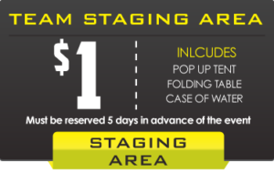 Team Staging Reservations