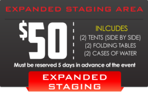 Expanded Staging Reservation